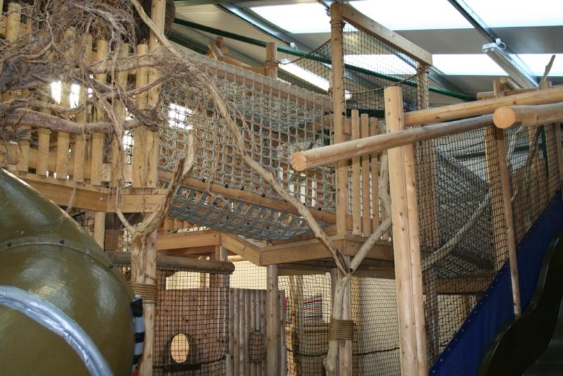 Treehouse Indoor Play Area Church Farm Stow Bardolph