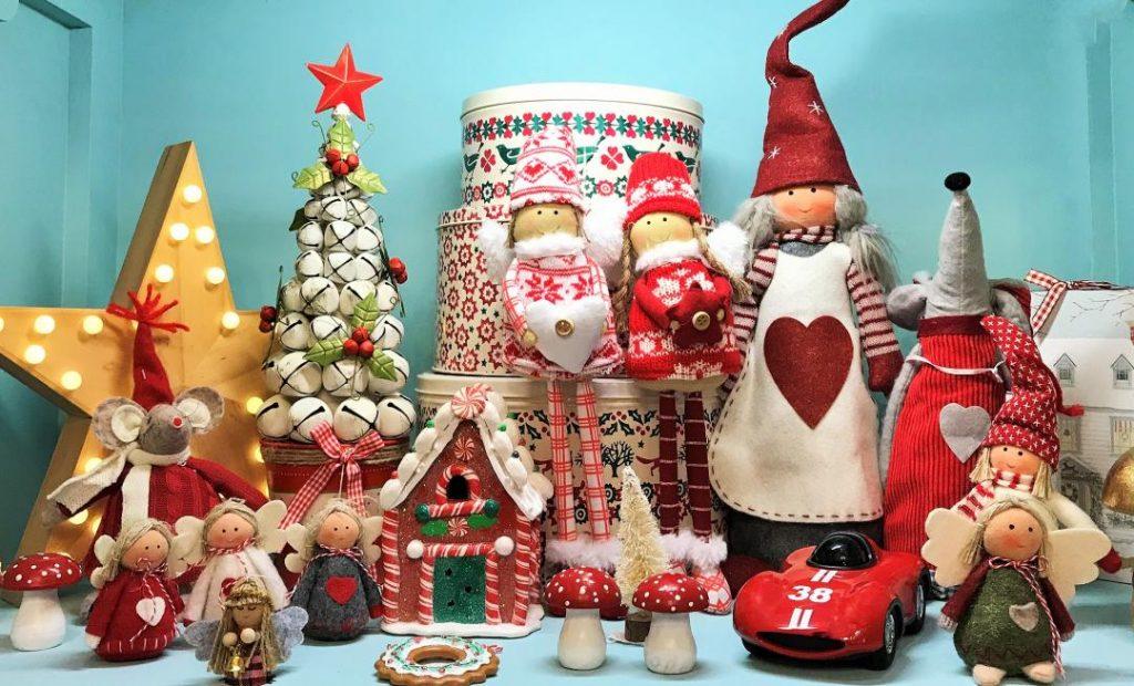 Christmas shop 2017